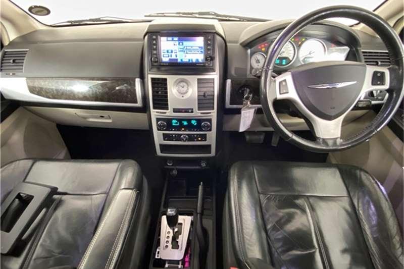 2013 Chrysler Grand Voyager Grand Voyager 2.8CRD Limited