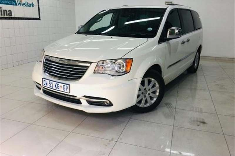 Chrysler Grand Voyager 2.8CRD Limited 2014