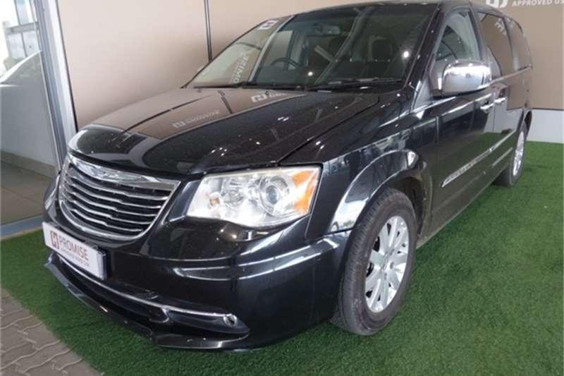 Chrysler Grand Voyager 2.8CRD Limited 2014