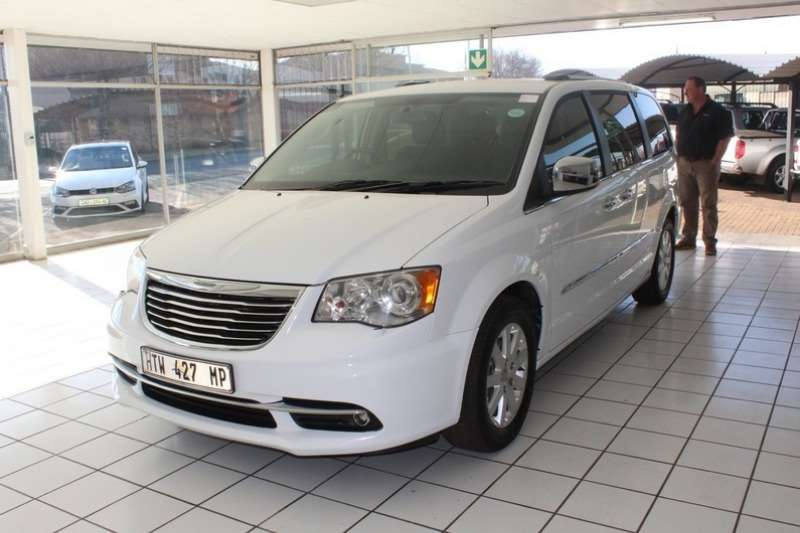 Chrysler Grand Voyager 2.8CRD Limited 2015