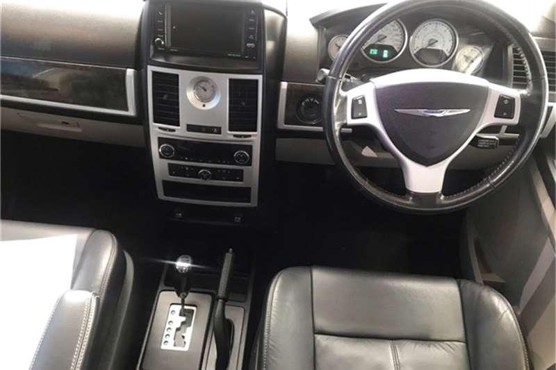 Chrysler Grand Voyager 2.8CRD Limited 2015