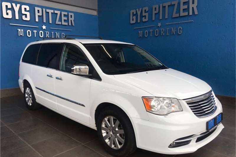 Used 2015 Chrysler Grand Voyager 2.8CRD Limited