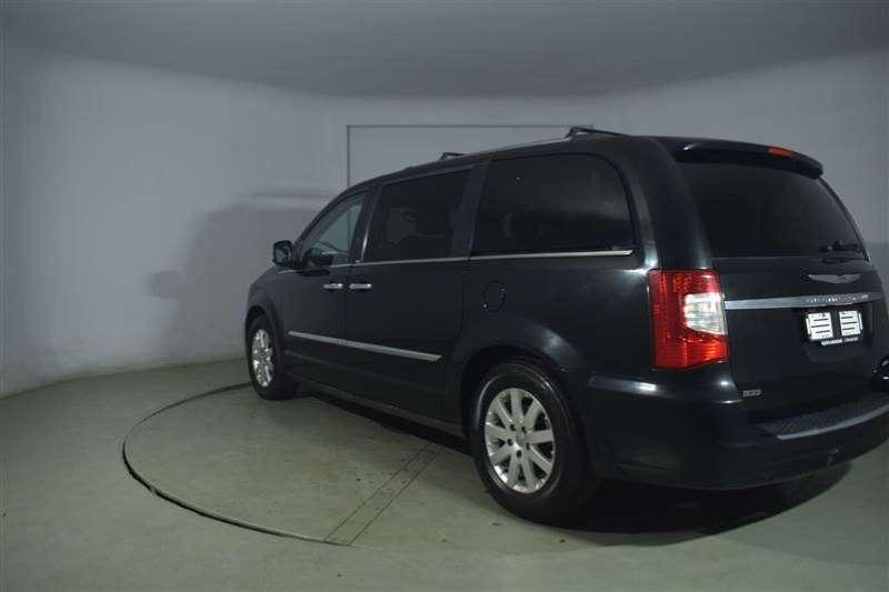 2012 Chrysler Grand Voyager