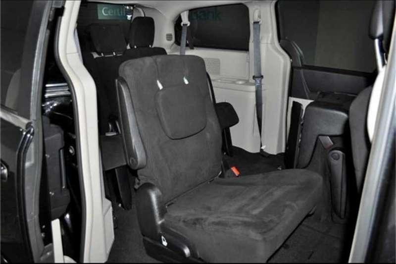 Chrysler Grand Voyager 2.8CRD LX 2015