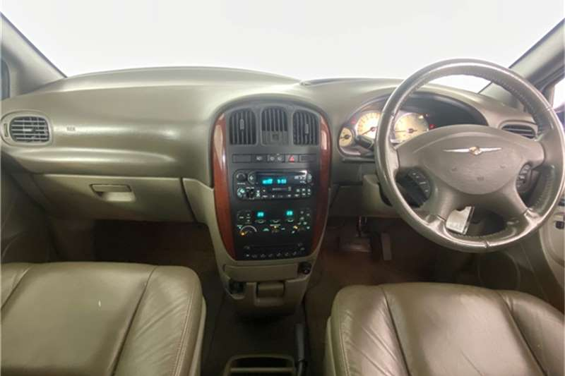 Used 2006 Chrysler Grand Voyager