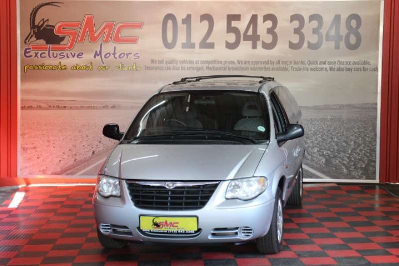 Chrysler Grand Voyager 3.3 LX A/T 2007