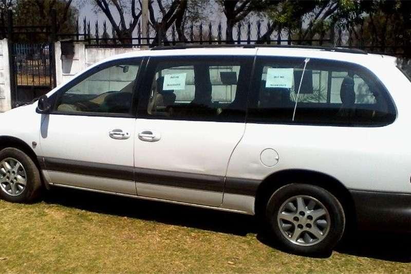 Chrysler Grand Voyager 3.8 Limited 2001
