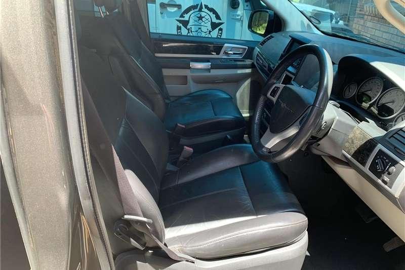 Chrysler Grand Voyager 3.8 Limited 2011