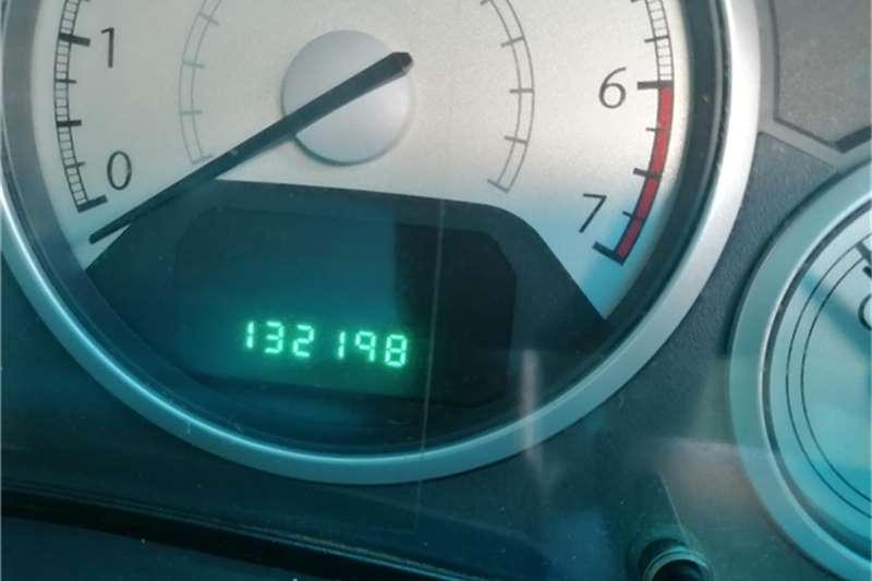 2012 Chrysler Grand Voyager Grand Voyager 3.8 Limited