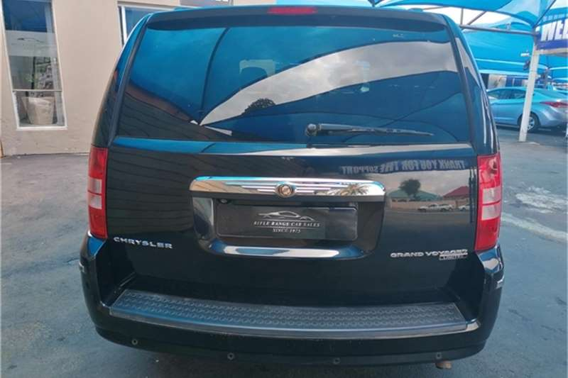 Used 2012 Chrysler Grand Voyager 3.8 Limited