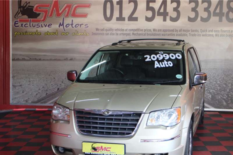 2012 Chrysler Grand Voyager 3.8 Limited