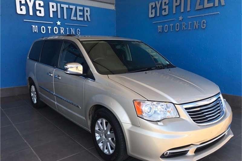 2014 Chrysler Grand Voyager 2.8CRD Limited