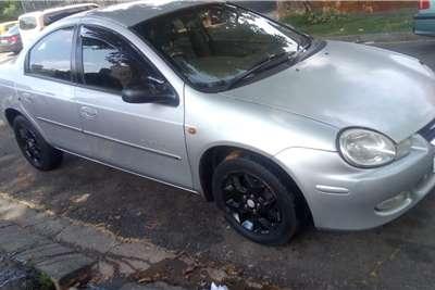 Used 2001 Chrysler Neon