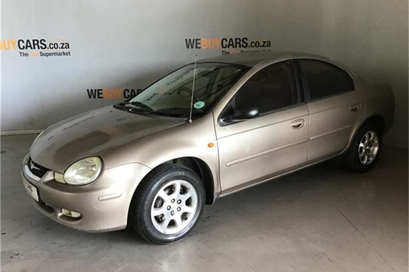 Chrysler Neon 2003
