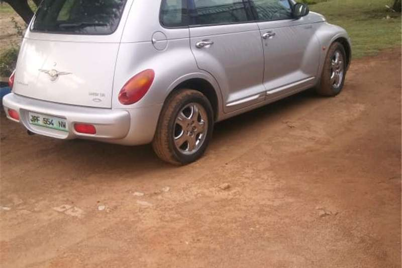 Chrysler PT Cruiser 2.2CRD Limited 2002
