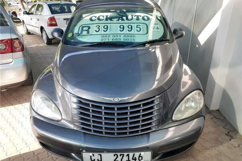 Chrysler PT Cruiser 2.4 Limited automatic 2004