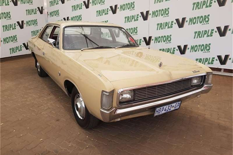 Chrysler VALIANT REGAL 3.7 A/T 1972