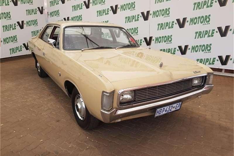Chrysler VALIENT REGAL 3.9 A/T 1972