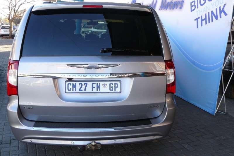 Chrysler Voyager 2.8 CRDI LTD A/T 2013