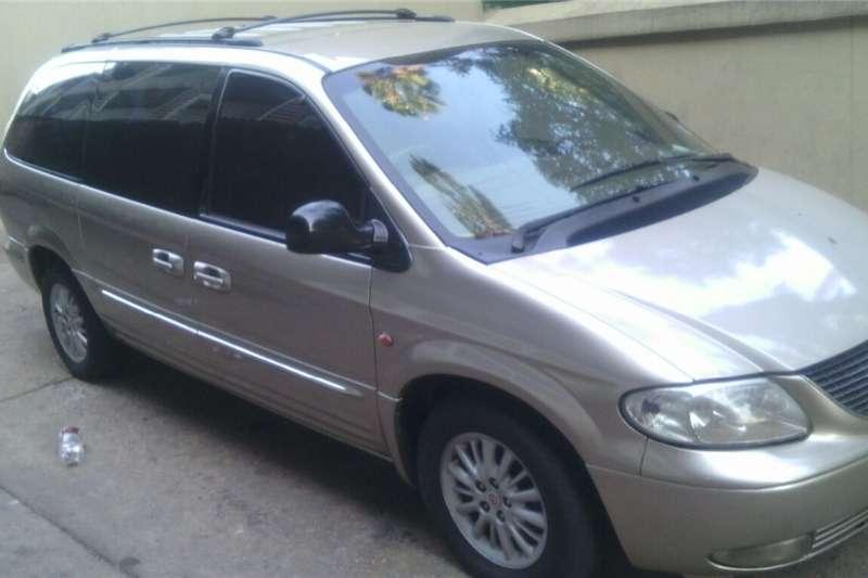 Chrysler Voyager 3.3 SE 2002