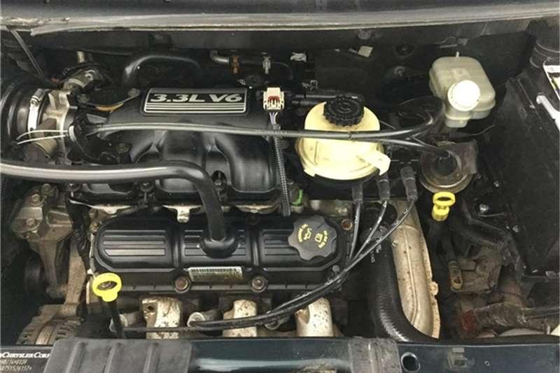 Chrysler Voyager 3.3 SE 2004