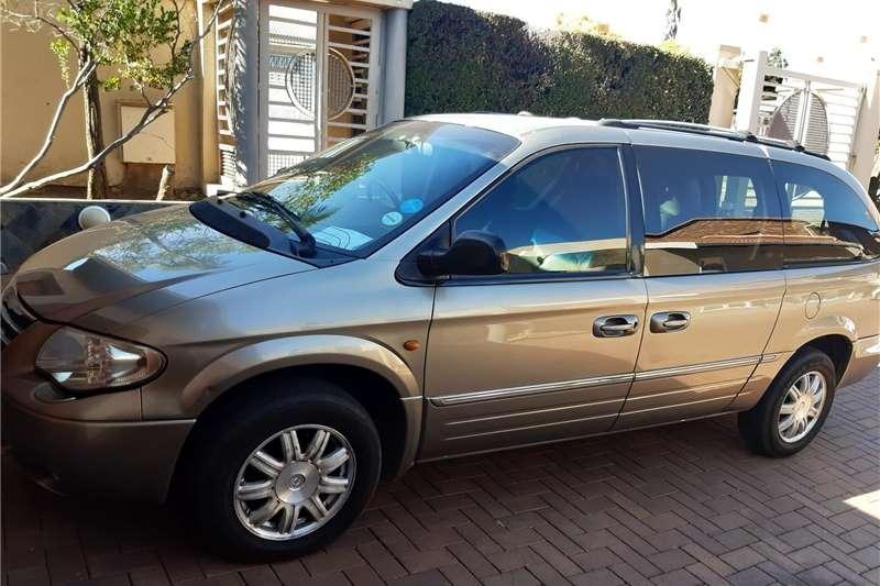 Chrysler Voyager 3.3 SE 2005