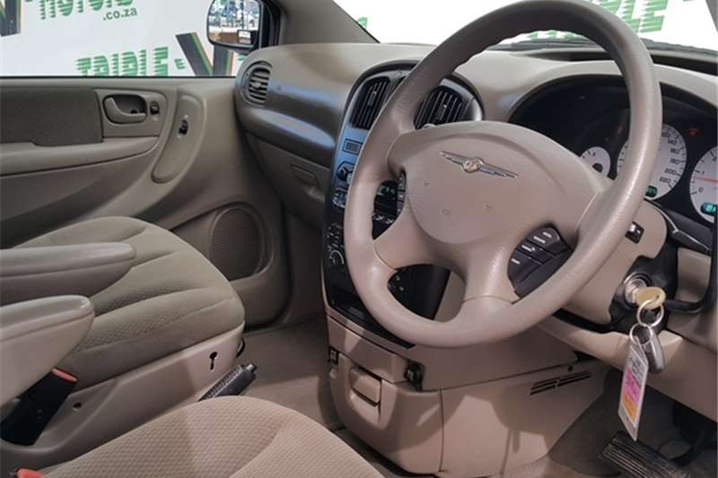 Chrysler Voyager 3.3 SE 2006