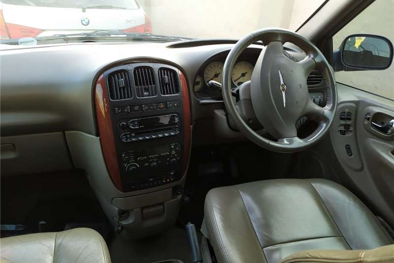 Chrysler Voyager 3.3 SE 2007