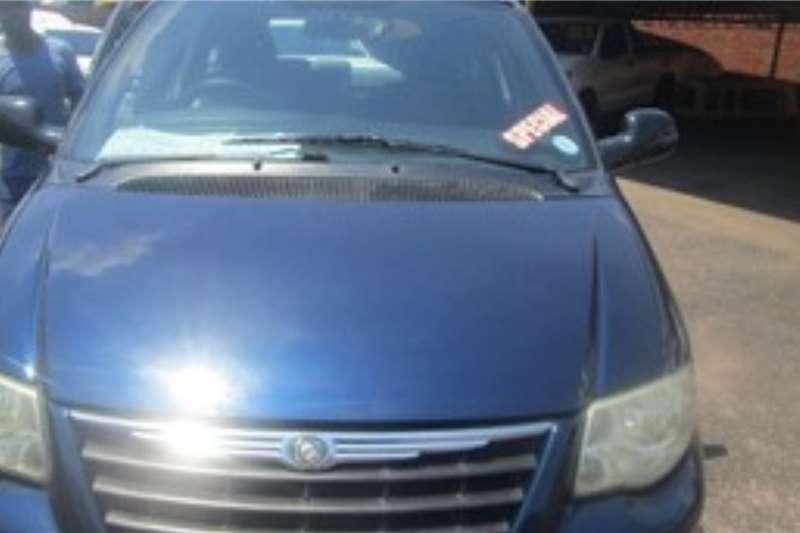 Chrysler Voyager 3.3 SE 2010
