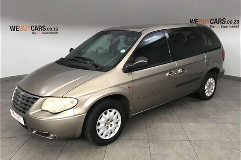 2005 Chrysler Voyager 2.4 SE
