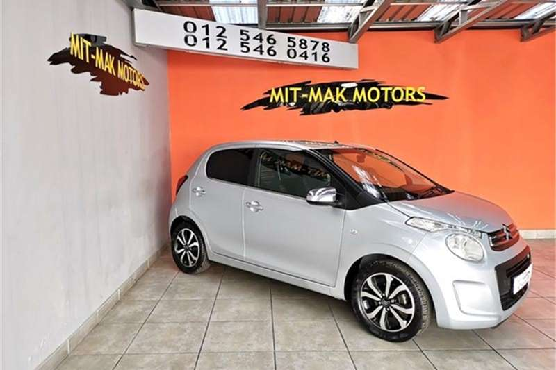 Citroen C1 VTi 82 Feel 2015