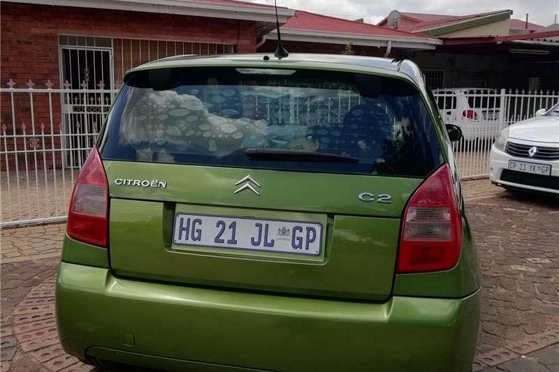 Used 2006 Citroen C2