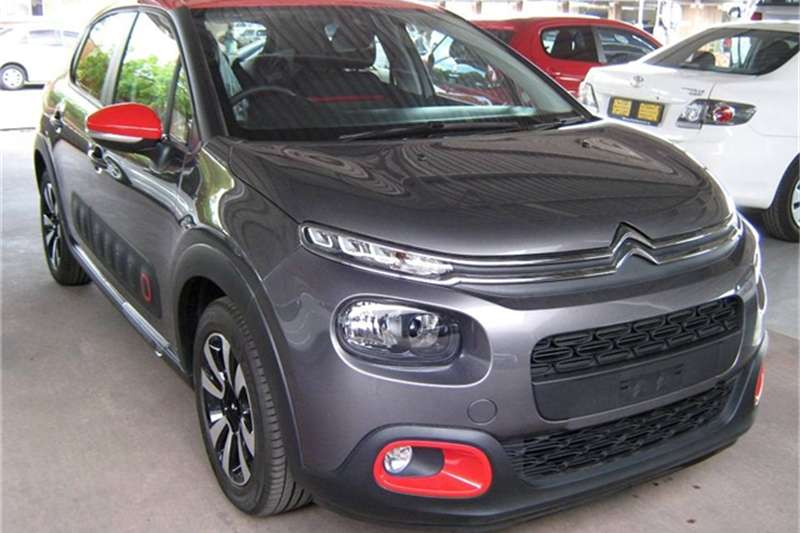 Citroen C3 1.2 PURETECH FEEL (60KW) 2020