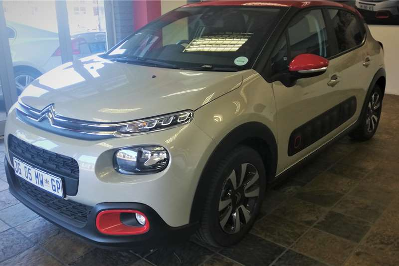 Citroen C3 1.2 PURETECH FEEL (60KW) (Manual) 2019