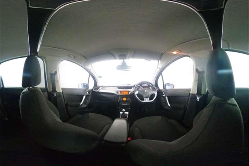 Used 2011 Citroen C3 VTi 120 Exclusive