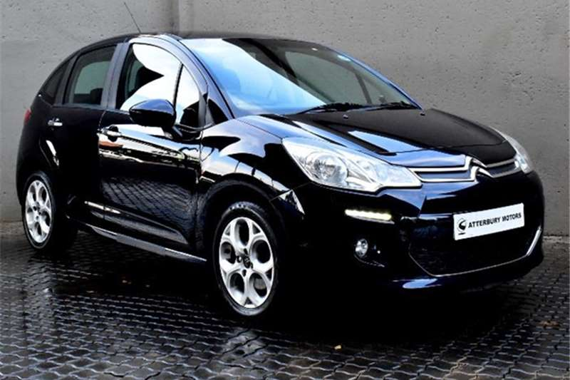 Used 2015 Citroen C3 VTi 120 Seduction auto