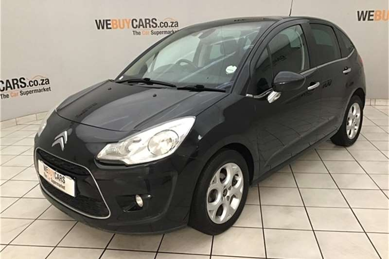 Citroen C3 VTi 95 Seduction 2011