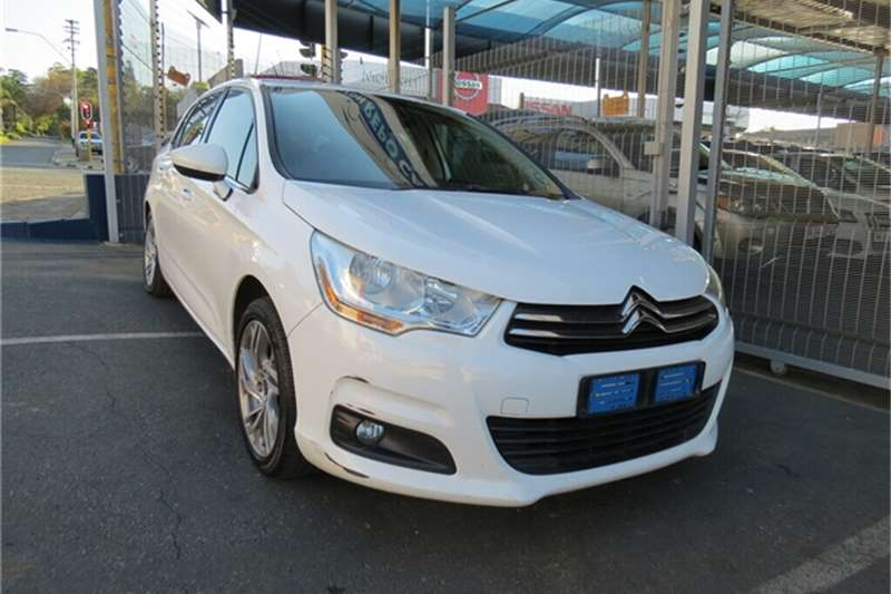 Citroen C4 VTi 120 Seduction 2014