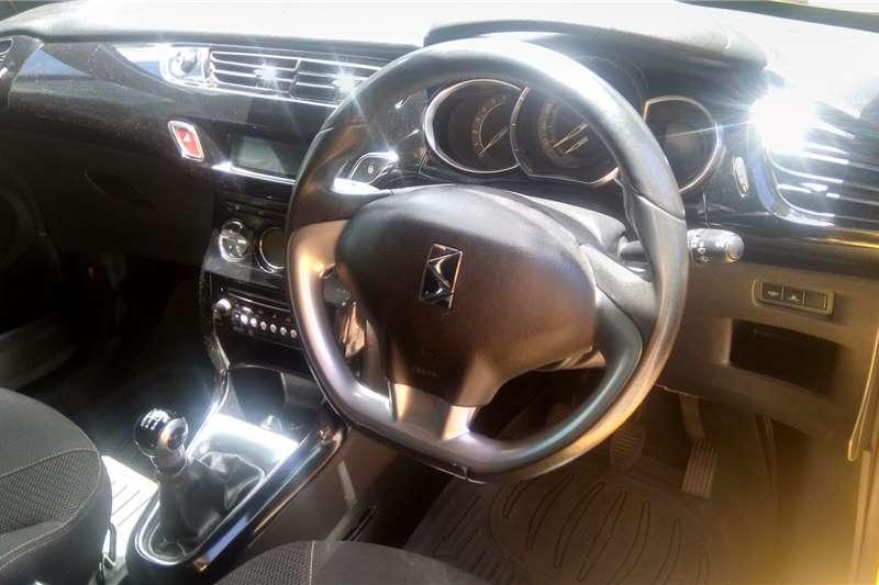 Citroen DS3 60kW Design 2011
