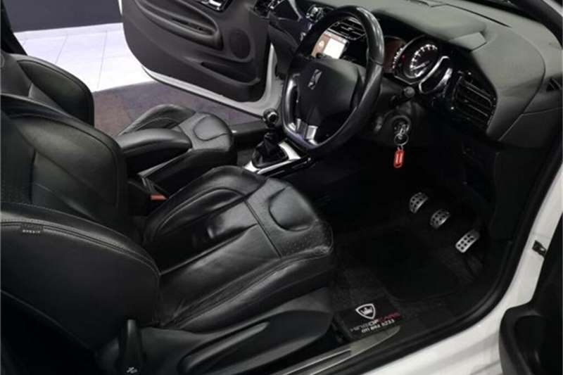 Citroen DS3 e THP 120kW Sport 2016