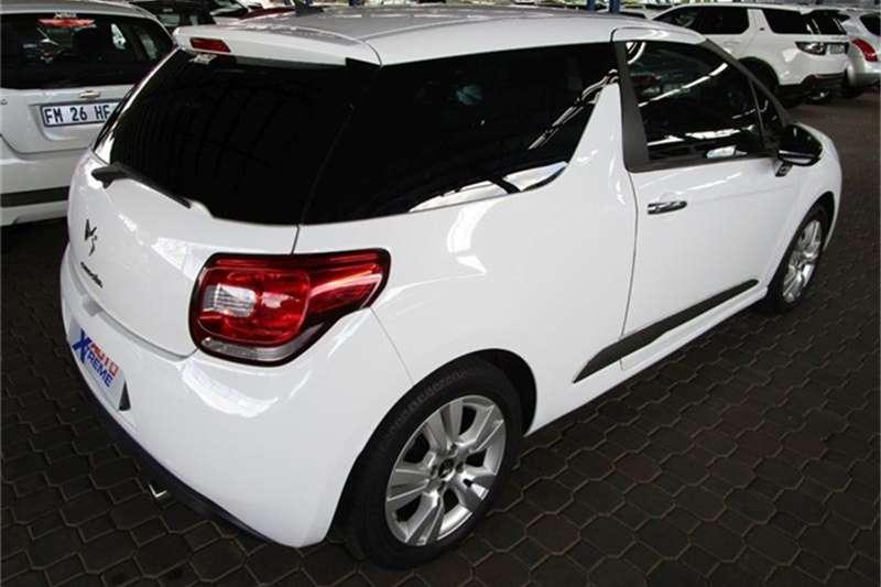 2011 Citroen DS3 VTi 120 Style