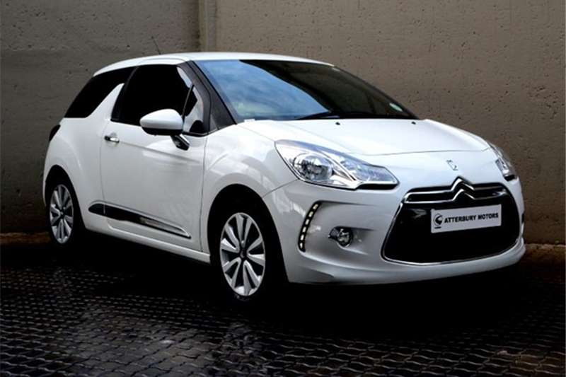 2016 Citroen DS3 60kW Design