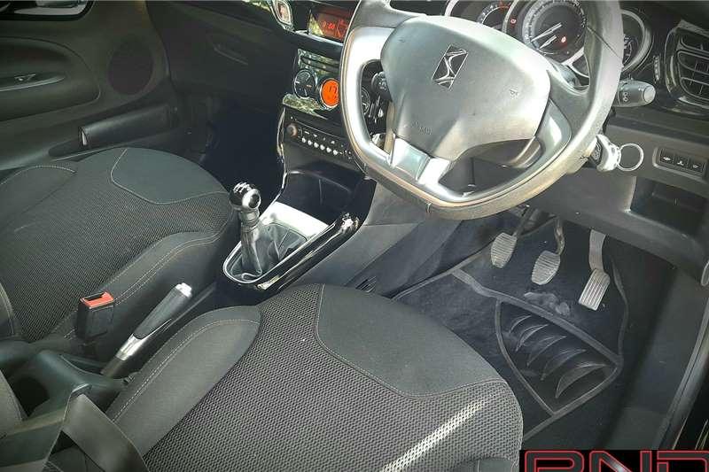 2012 Citroen DS3