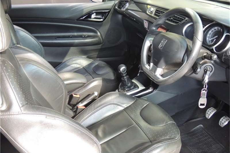 Citroen DS3 THP 150 Sport 2011