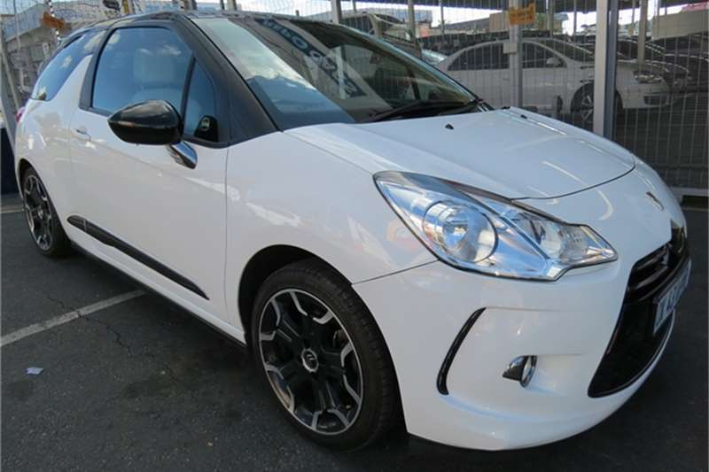 Citroen DS3 THP 155 Ultra Prestige 2013