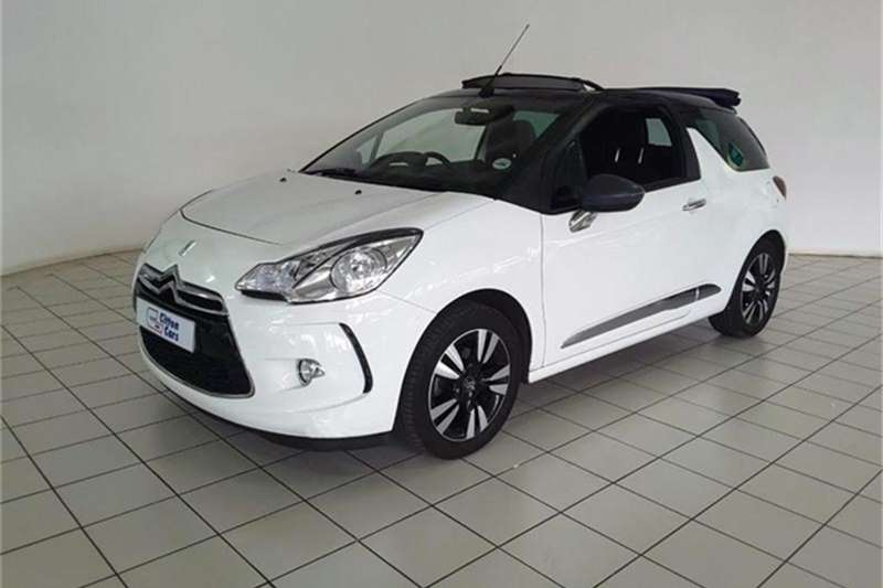 Citroen DS3 THP 155 Ultra Prestige 2015