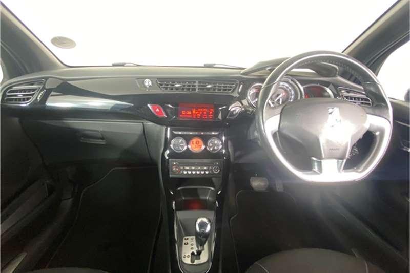 Used 2013 Citroen DS3 VTi 120 Style Techno auto