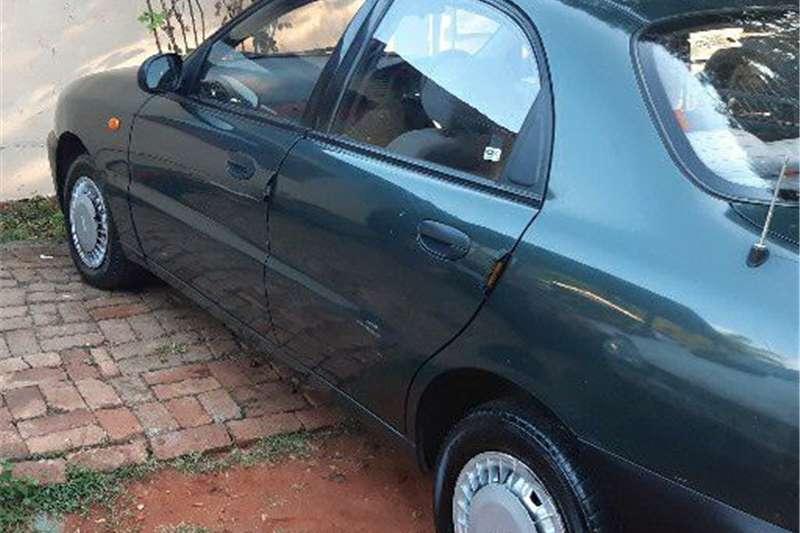Used 2000 Daewoo Lanos