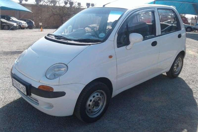Used 2000 Daewoo Matiz