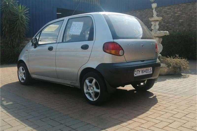 Daewoo Matiz 0.8S 2000